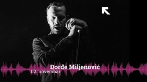 Djordje Miljenovic nastup Foto klub Feedback, Facebook