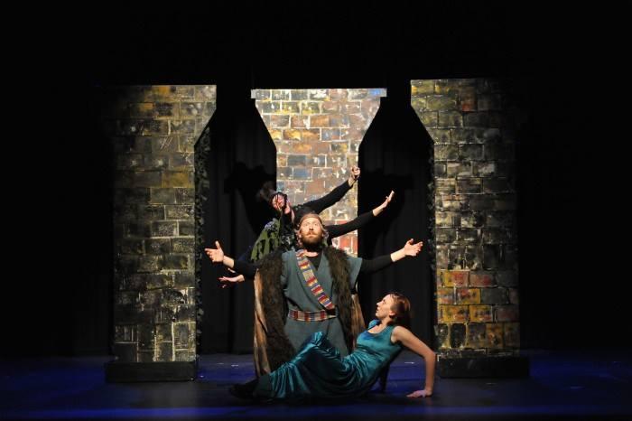 Macbeth TNT Theatre Britain Foto Narodno pozoriste Nis