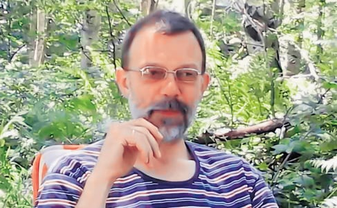 Krsta Popovski dobitnik nagrade Stevan Sremac Foto Niski kulturni centar