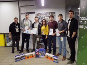 SICEF Hakaton pobednici 2018