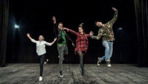 predstava Šećer je sitan, osim kad je kocka Foto Promo materijal