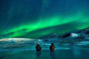 Aurora Borealis arktik putovanje Kako do potpunog arktičkog iskustva za male pare Foto pixabay