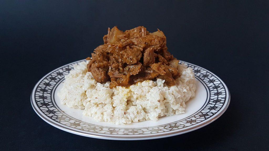 Zdrava hrana: Dinstana govedina