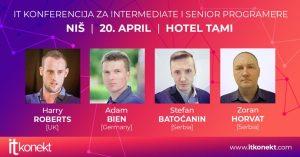 ITKonekt konferencija i sajam zapošljavanja 2019 Foto promo