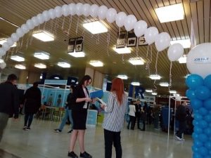 Job Fair sajam poslova i strucnih praksi 2019 Foto Kristina Krstic