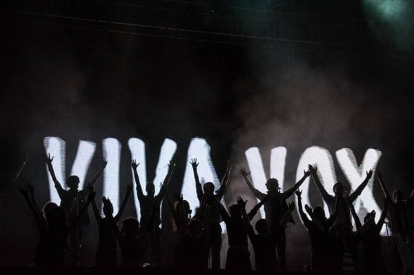 Prodaja ulaznica za koncert hora Viva Vox od 18. marta
